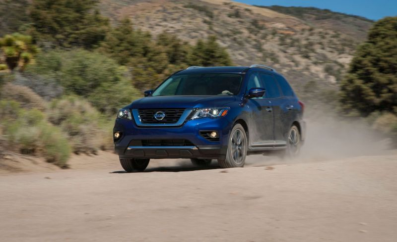 2021 Nissan Pathfinder Redesign Rumors Price Release Date