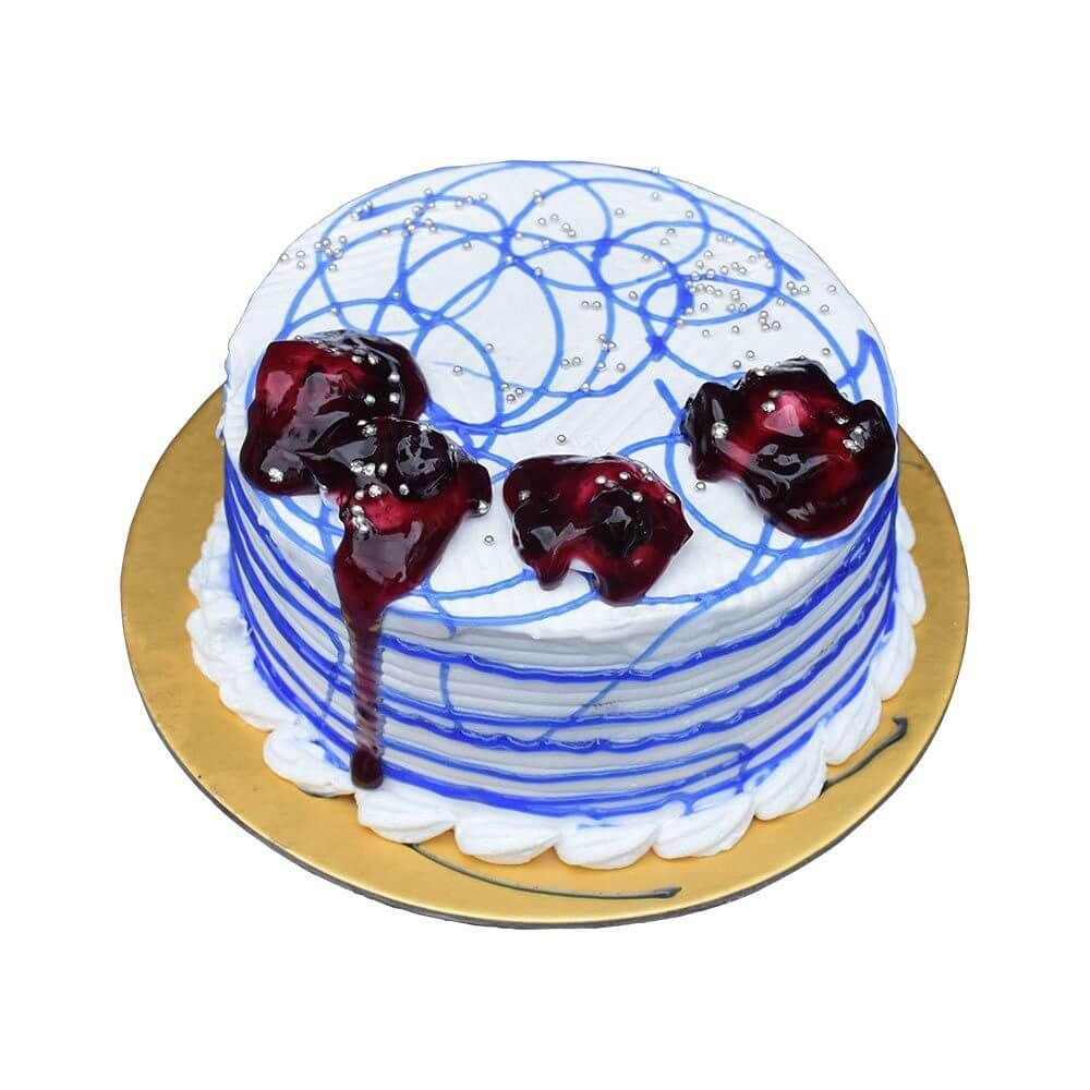 Blueberry cake with images order cakes online