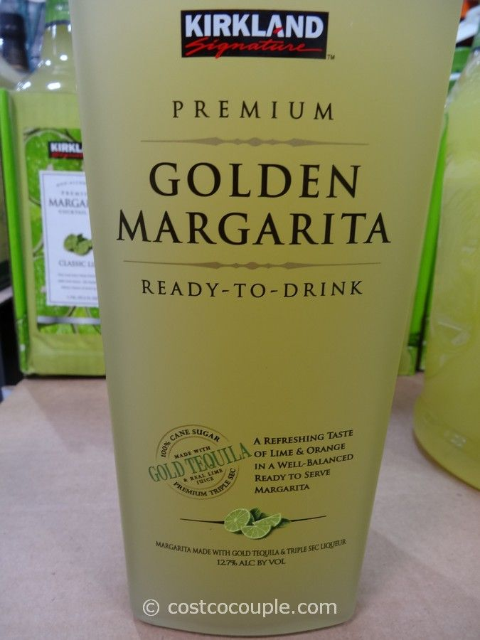 Kirkland Margarita Mix Ready To Drink