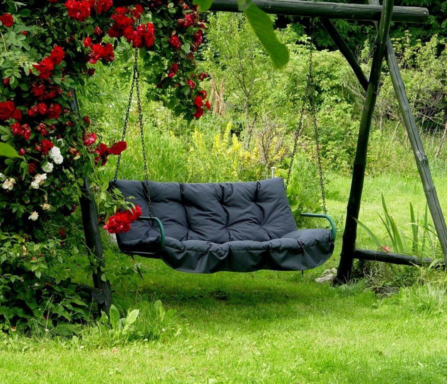 Poduszka Na Hustawke Lawke Ogrodowa 135 C Zielona 5312989993 Oficjalne Archiwum Allegro Outdoor Decor Outdoor Decor