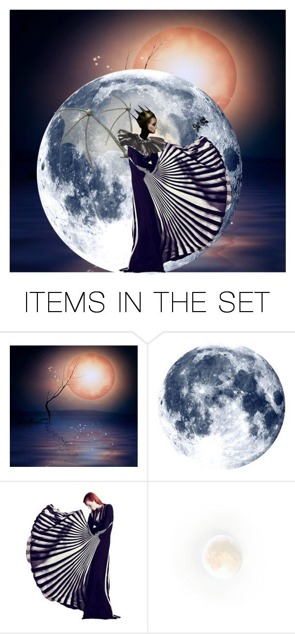 """""""mother midnight"""" by jennross76 ❤ liked on Polyvore featuring art"""
