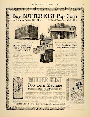 1930 s movie theater popcorn recipe