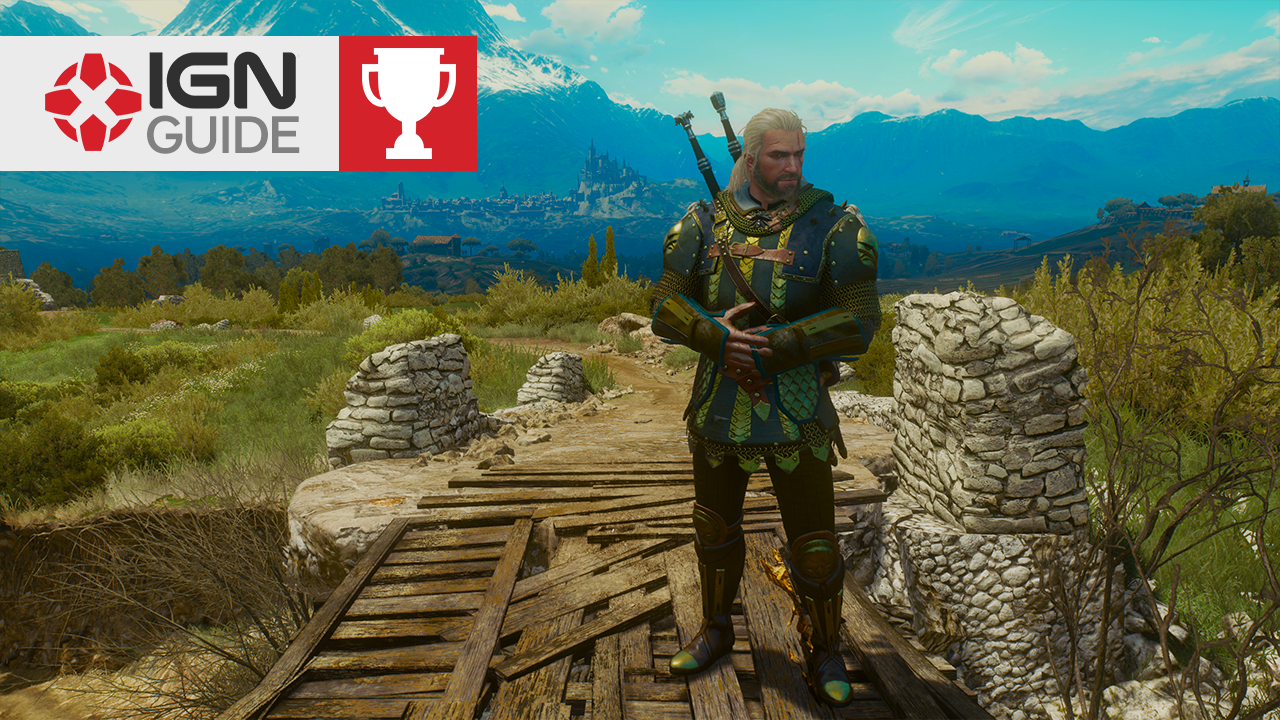 The Witcher 3 Walkthrough Side Mission Grandmaster Griffin Gear Ign Shows You How To Find All The Diagrams For The Grandm The Witcher The Witcher 3 Griffin