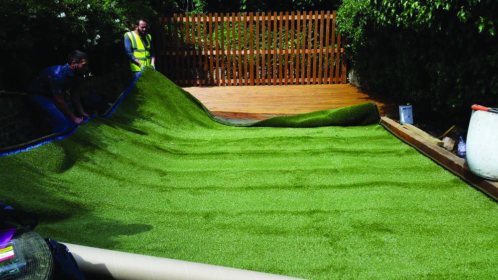 How To Install Artificial Grass Artificial grass