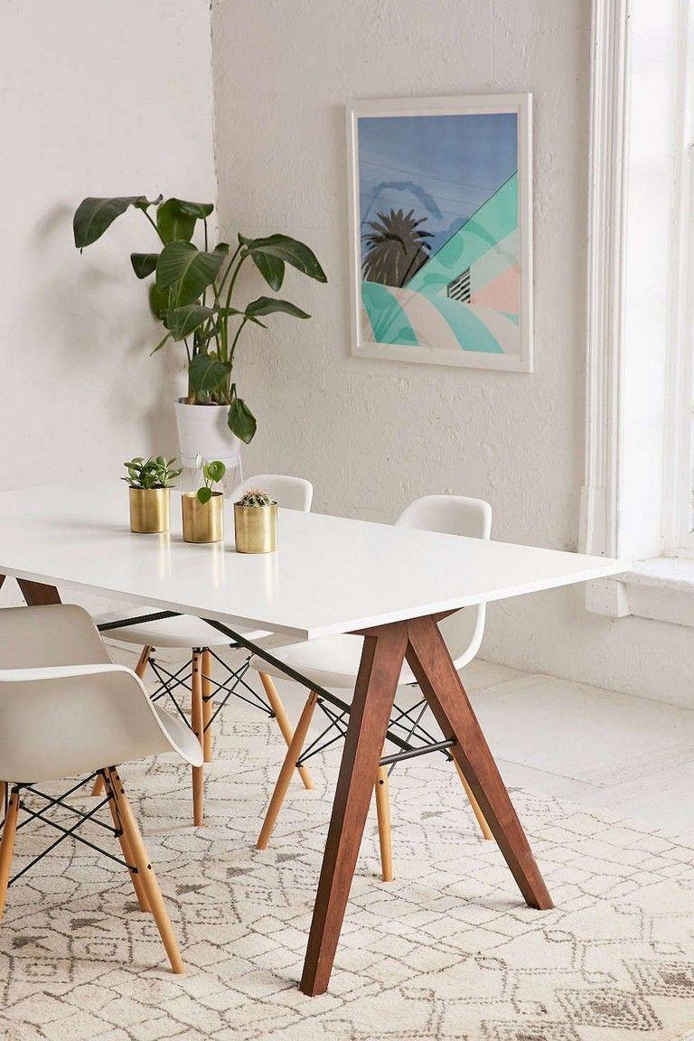 41 Inexpensive Mid Century Apartment Furniture Ideas Dining