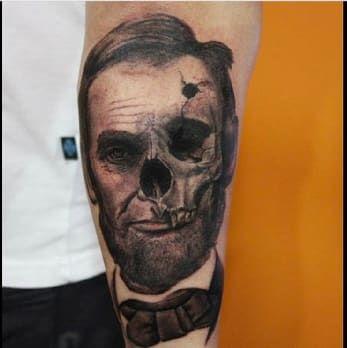 Yallzee's Amazing Skull Tattoos Part 1