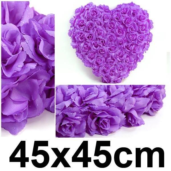 Svatebni Dekorace Srdce 45x45cm Lila Svatba Pinterest Wedding