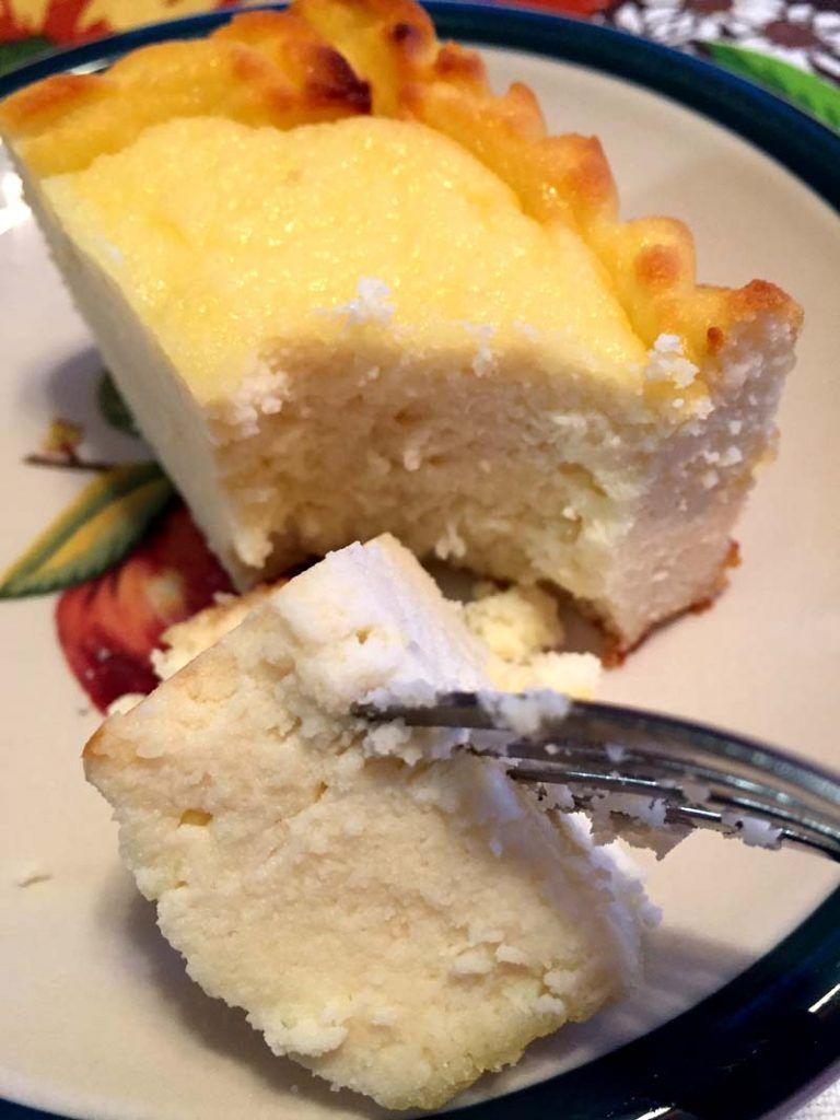 ricotta dessert recipes keto Keto Ricotta Cake
