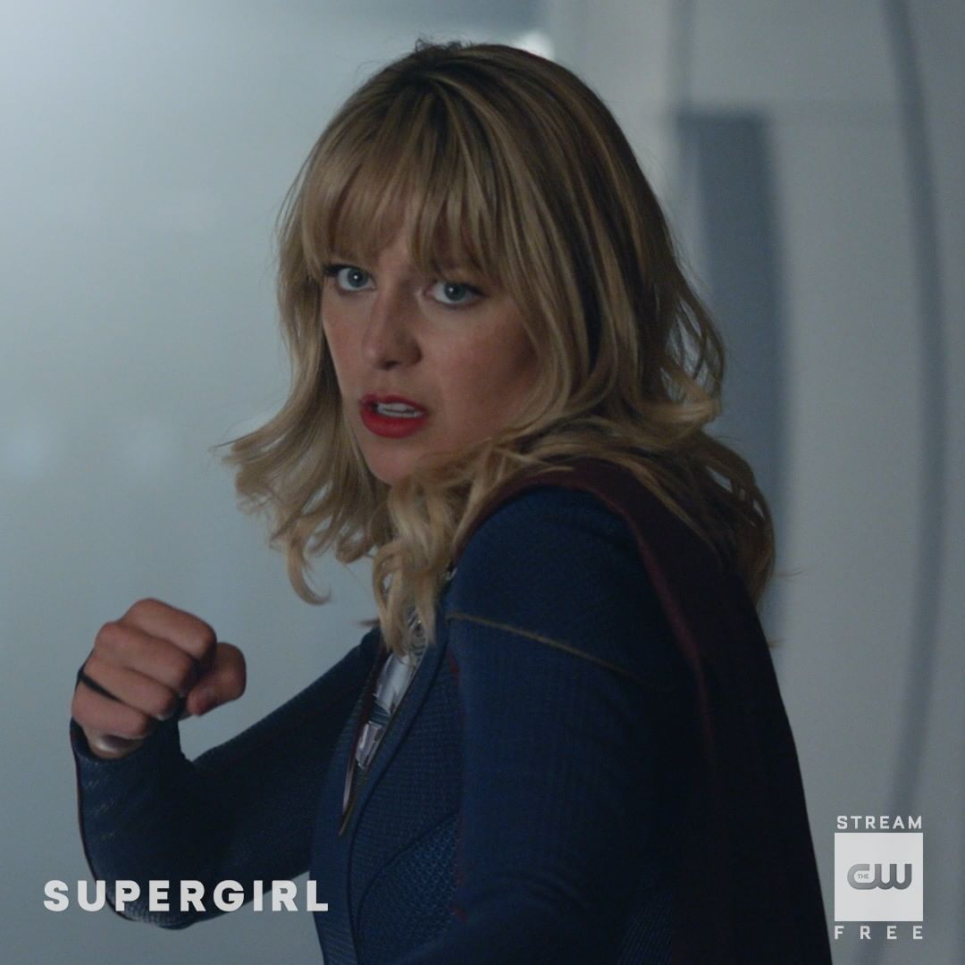 Supergirl On Instagram Work Through The Stress Stream A New Episode Free Only On The Cw App Link In Bio Supergirl Super Heroi Herois Herois Dc