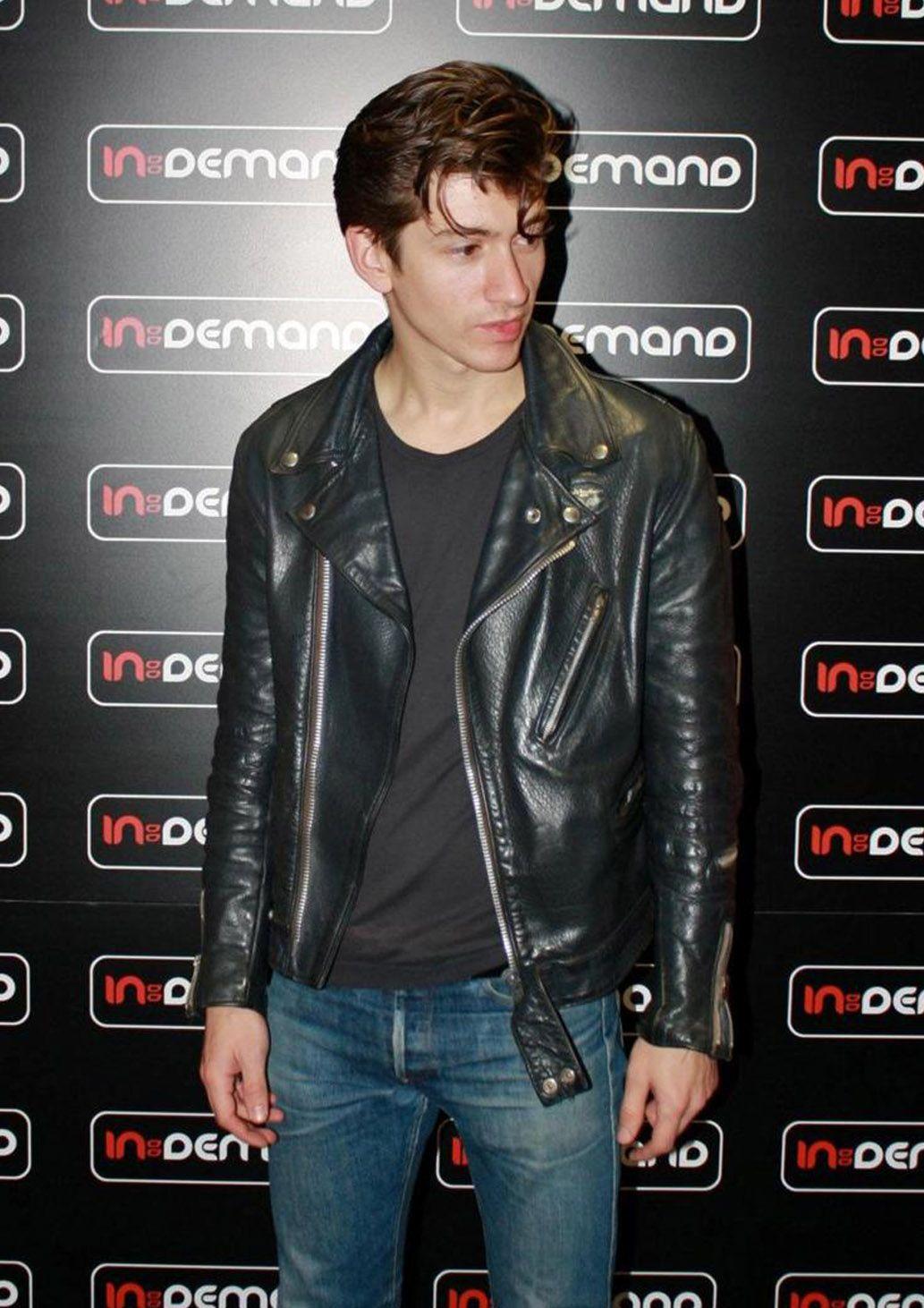 Lewis Leathers Alex Turner Leather Jacket Leather Jacket Men Leather Jacket [ 1462 x 1033 Pixel ]
