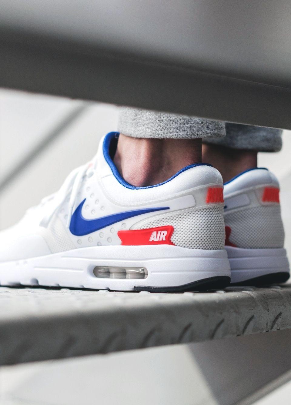 buy online 90eaf 899f2 Nike Air Max Zero Ultramarine  sneakernews  Sneakers  StreetStyle  Kicks