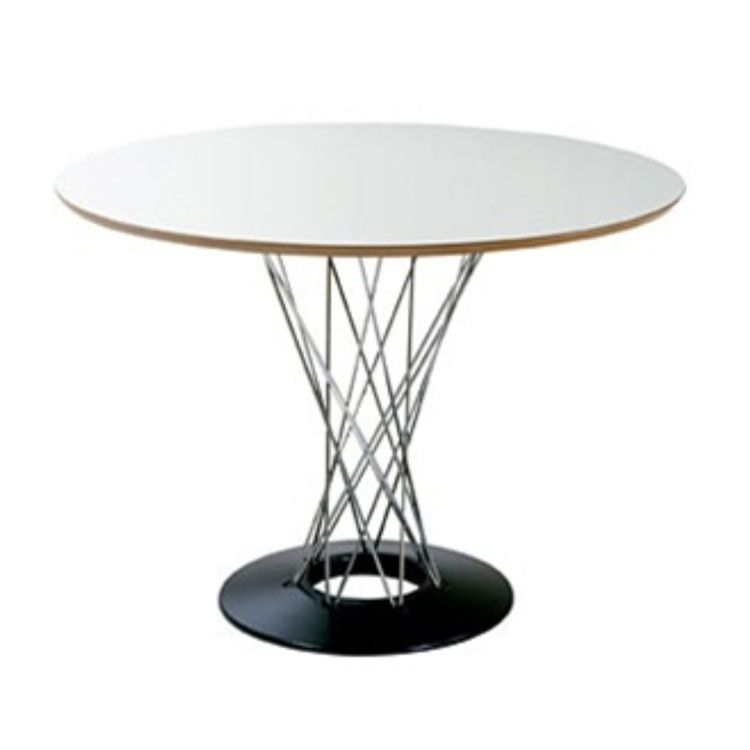 Wire Dining Table 42\