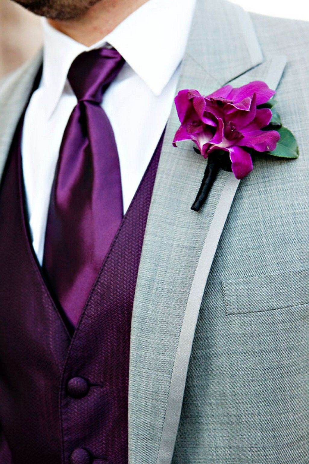 Dark Purple Suit Men Ideas You\'ll Look Amazing In | Men\'s Fashion ...