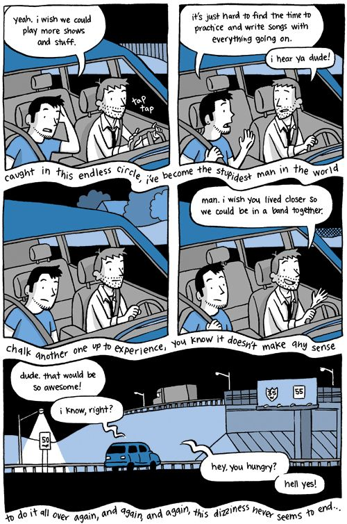 09 Jpg Stupid Guys Songwriting Comic Book Cover