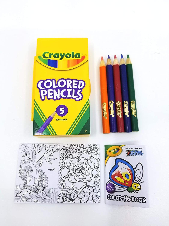 Shop Worlds Smallest Crayola Color Pencil Col at Artsy