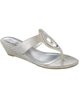 Shop Womens Shoes Silver Impo Gentry