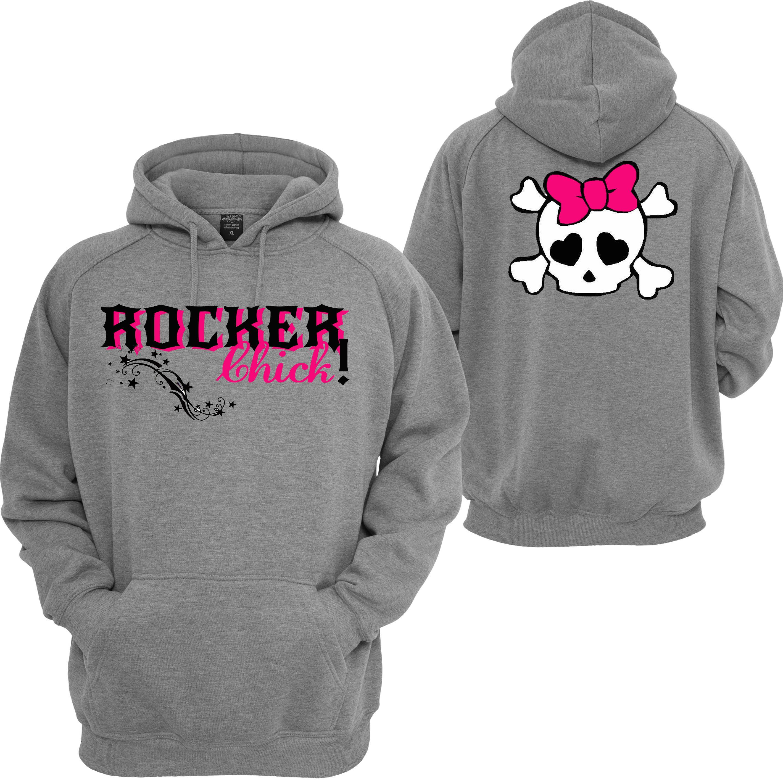 Rocker Chick Custom Hoodie | Kalariens | Twenty one pilots