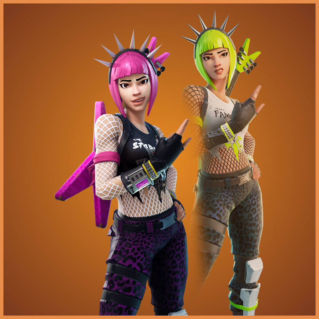 Bring On The Noise Complaints Fortnite Power Chord Style