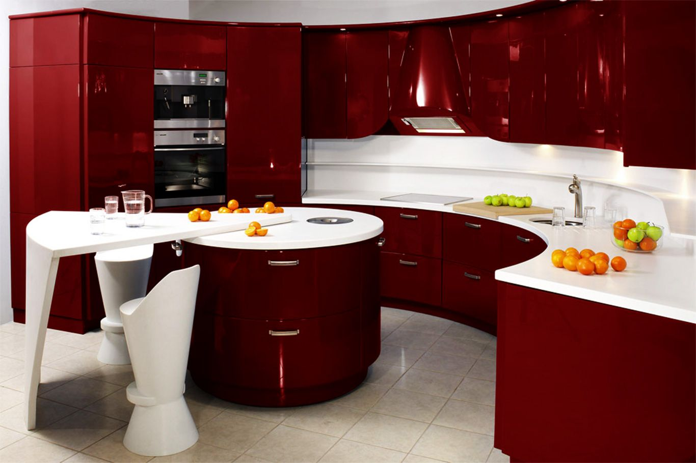 Red And Black Kitchenexquisite Red Black White Kitchen Ideas Fascinating Kitchen Design Red And Black Review