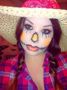 Best 25 Halloween Scarecrow Makeup Ideas #scarecrowmakeup My scarecrow makeup #scarecrowmakeup Best 25 Halloween Scarecrow Makeup Ideas #scarecrowmakeup My scarecrow makeup #epouvantaildeguisement