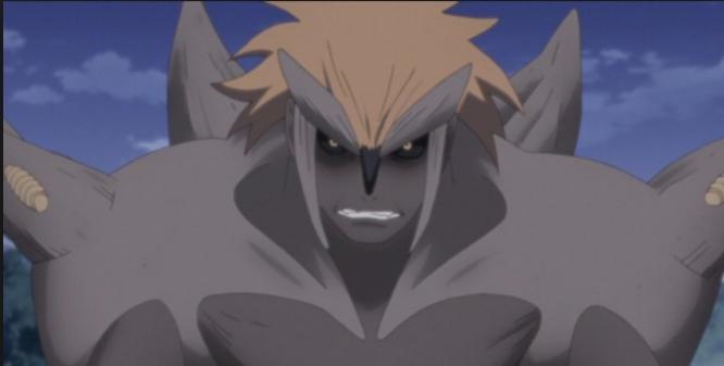 Boruto Reveals New Jugo Transformation Boruto Naruto Next Generations Latest Arc Has Been Focused On The Returning Nar Boruto Monster Concept Art Naruto Art