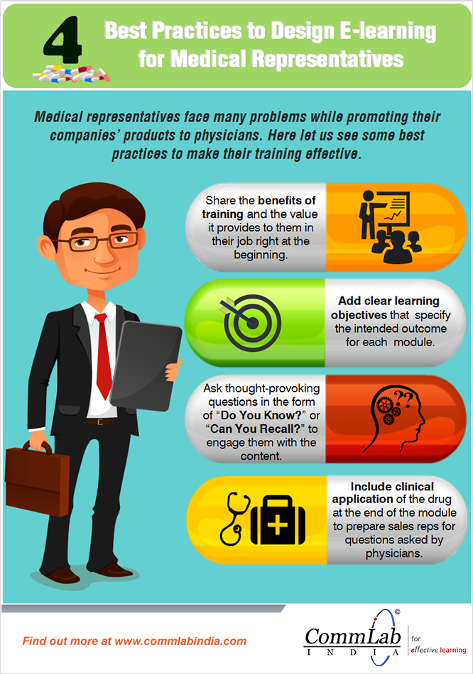 Training Medical Representatives A Few Best Practices