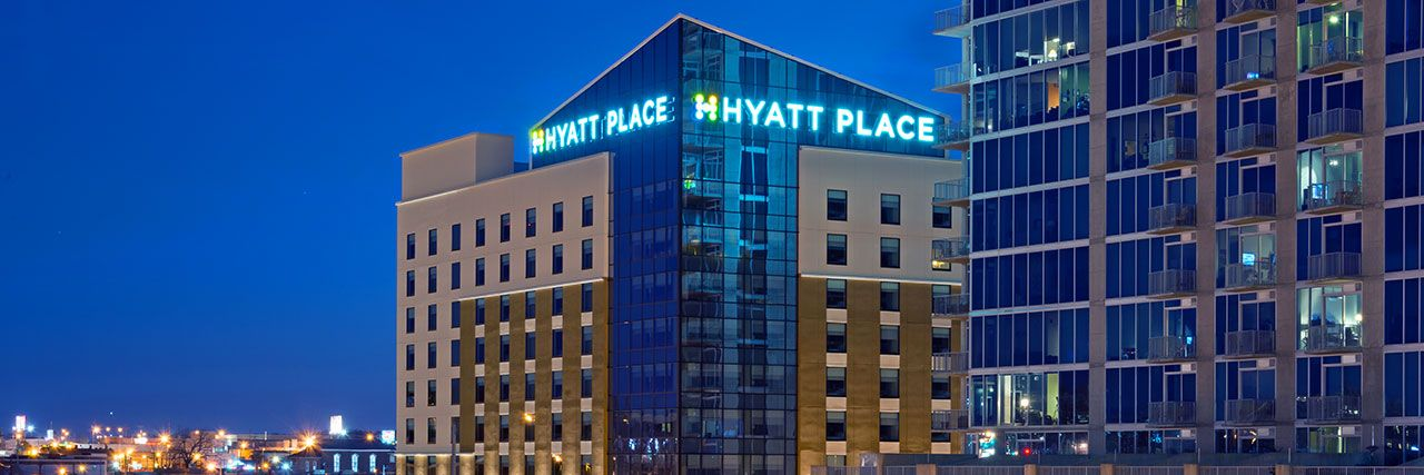 Hyatt Place Downtown Nashville Nashville hotels
