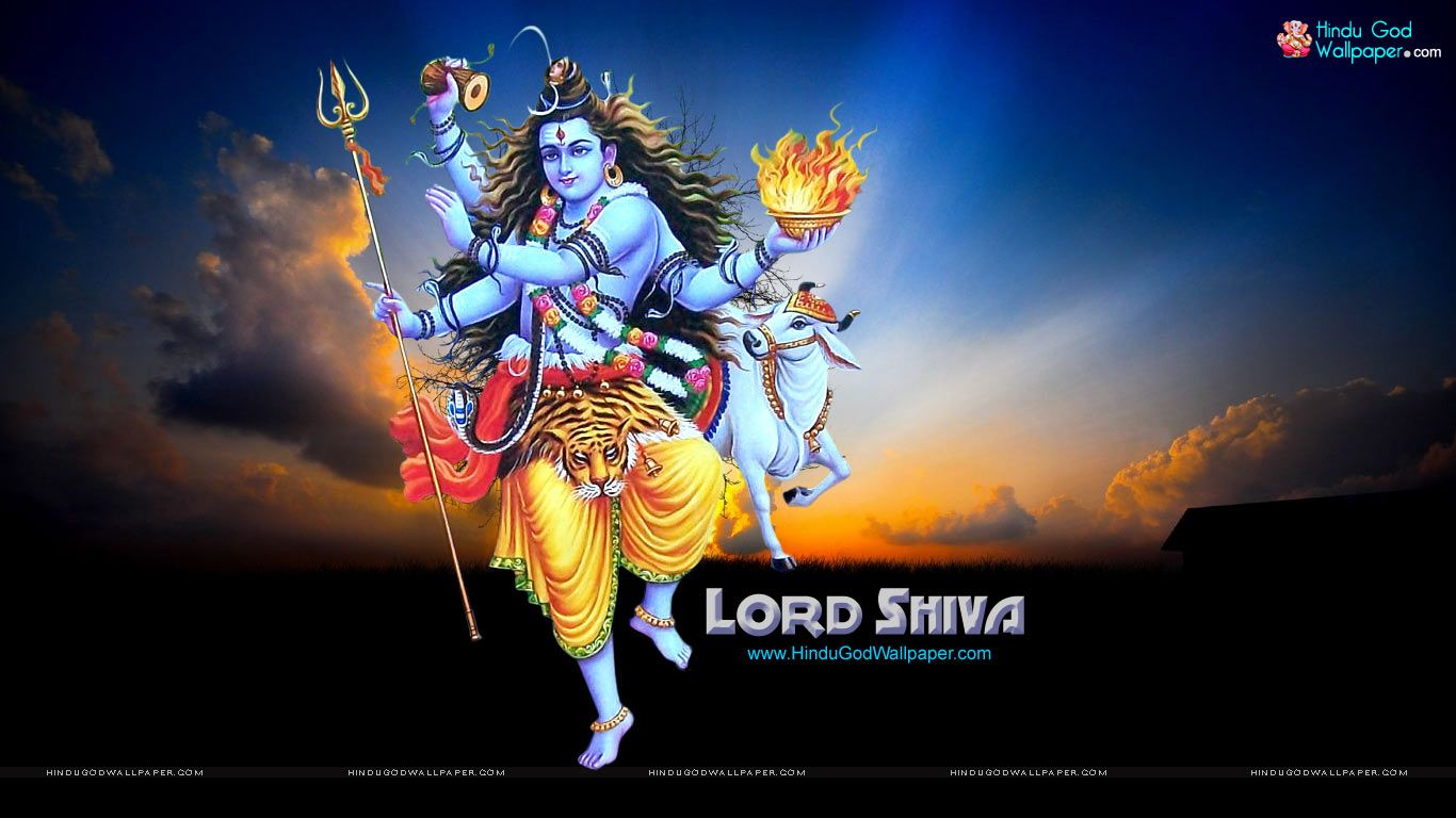 Lord Shiva Tandav HD Wallpaper Free Download | Lord Shiva ...