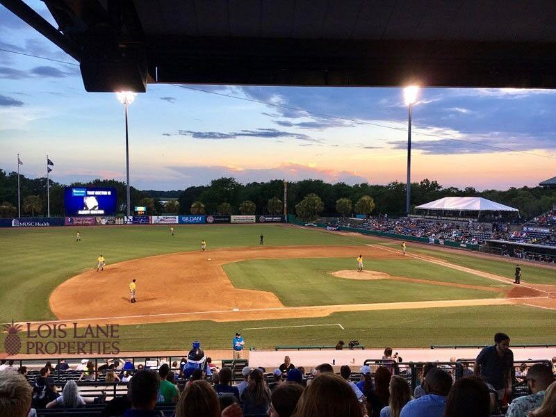 There S Nothing Like A Summer Night Baseball Game Will Y All Be Going To Watch The Charleston Riverdogs Play Tonight Summer Nights Baseball Games Waterfront