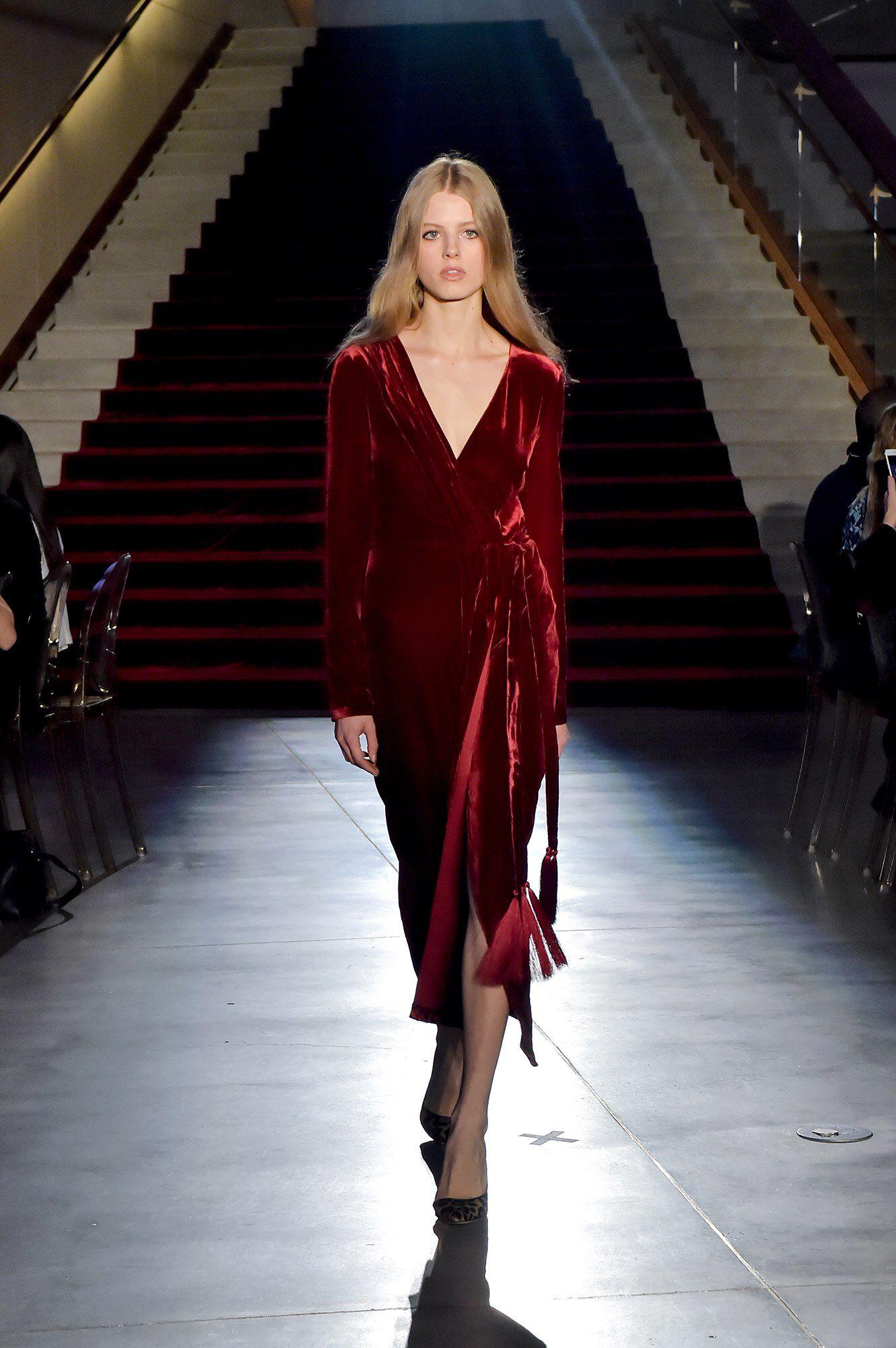 a4ac221977 Rachel Zoe Fall 2018 Ready to Wear Fashion Show Collection