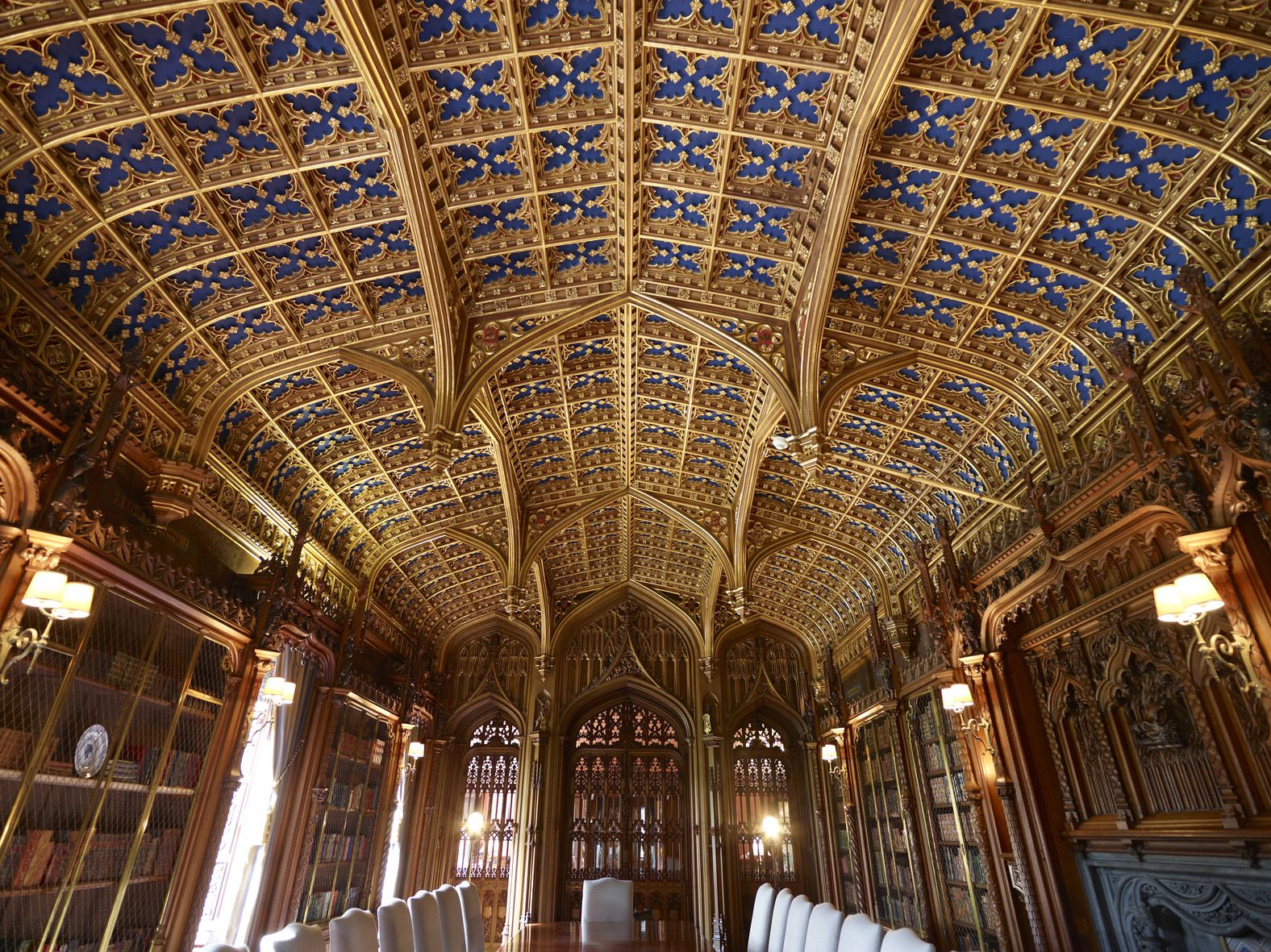 taymouth castle, scotland | vaulting | pinterest | galleries