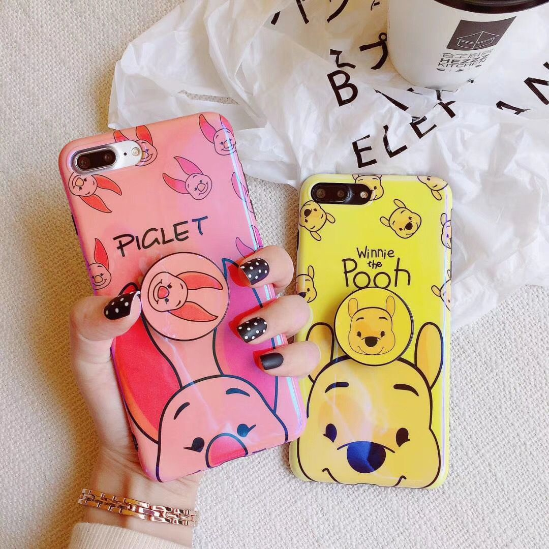 Disney winnie the pooh and piglet iphone case