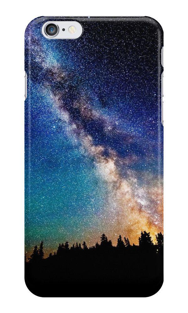 'Milky Way' iPhone 6 - Snap by DoomWolf in 2021 | Night ...