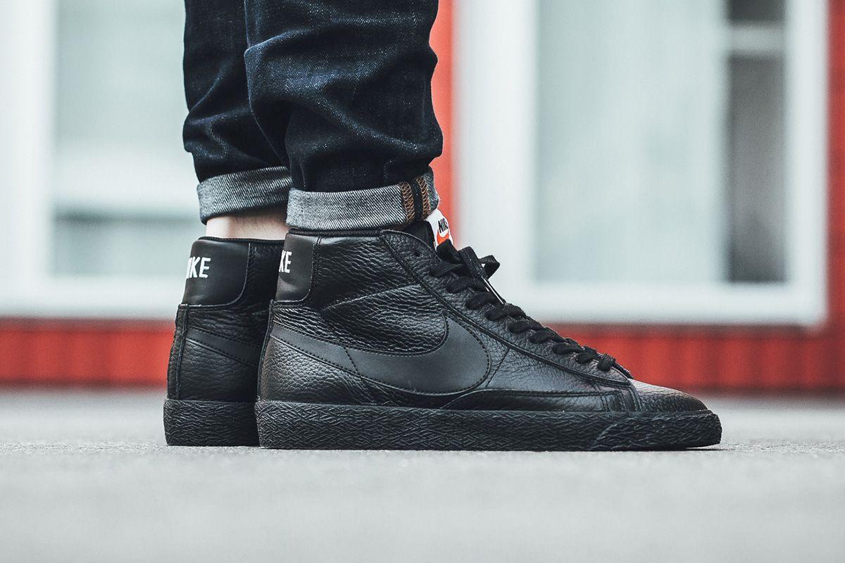 Nike Blazer Mid Premium 09