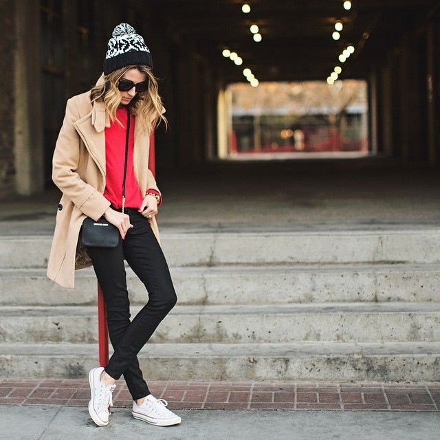 Hangin in the city with @hellofashionblog