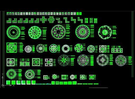 Landscape autocad blocks 15 autocad pinterest autocad for Xref table design