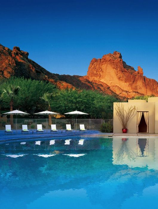 Sanctuary on Camelback Mountain Resort and Spa in Phoenix, Arizona