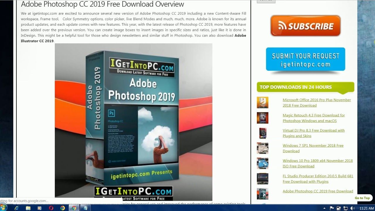 use photoshop cc online free without download