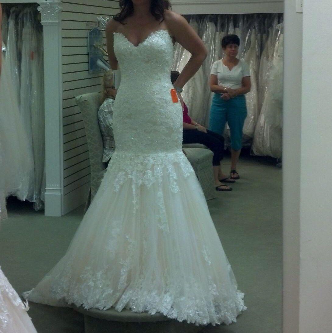 mariana | wedding dress | Pinterest | Maggie sottero marianne ...