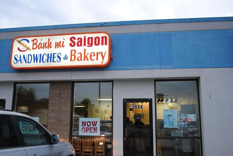 Banh mi saigon sandwiches bakery greensboro nc banh