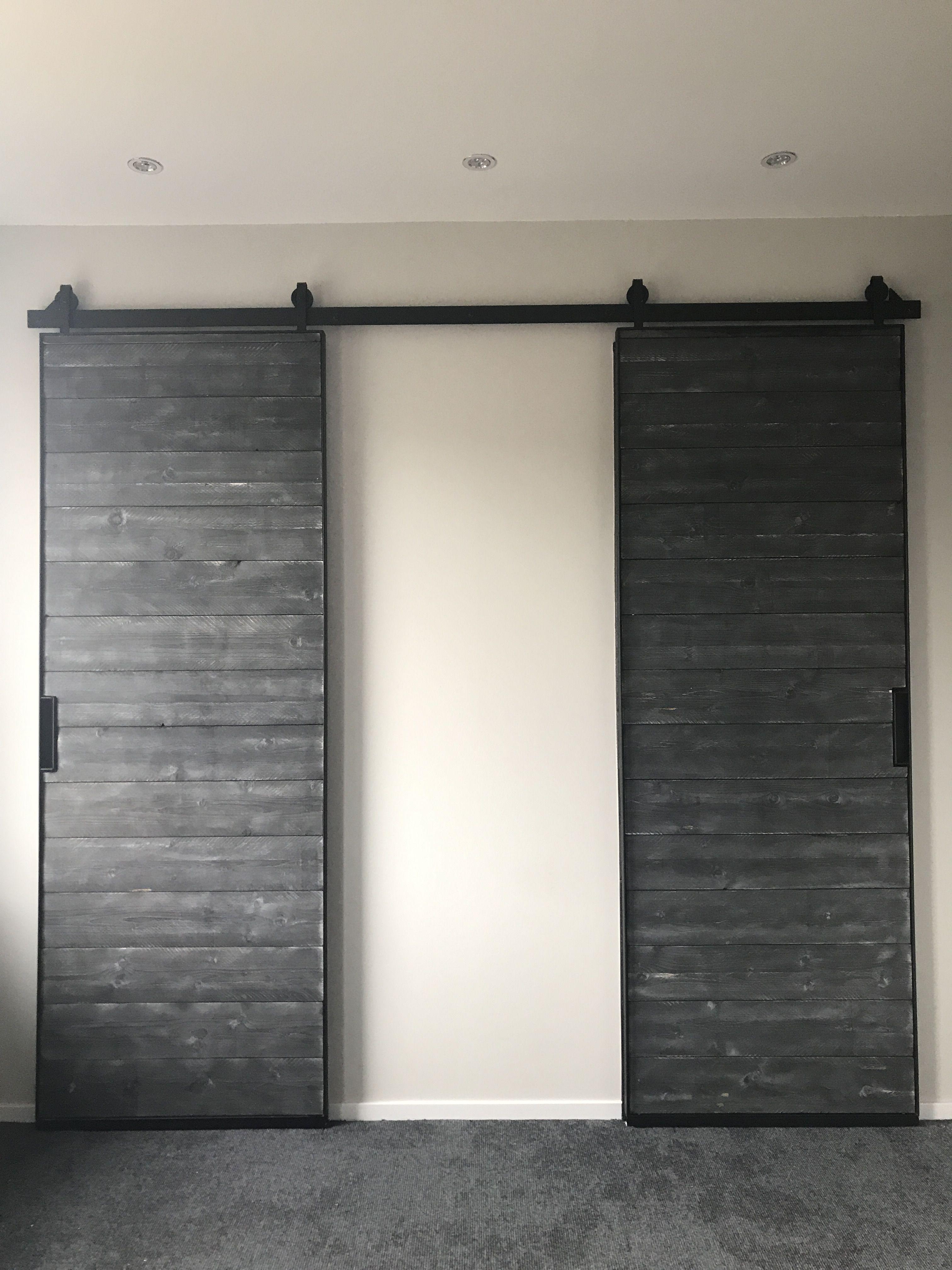 bedroom #slaapkamer #loft #deur #schuifdeur #diy #home #inspiration ...
