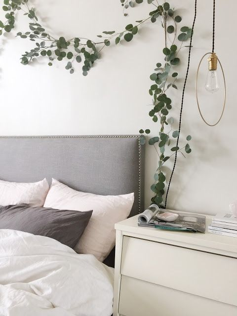 Over Bed Wall Decor Diy