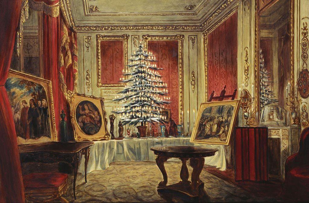 Queen Victoria S Christmas Tree Victorian Christmas Tree Victorian Christmas Queen Victoria