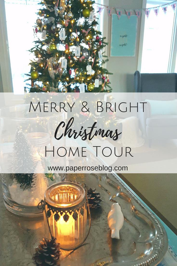 Christmas Home Tour   Free printable gift tags, Ornament tutorial ...