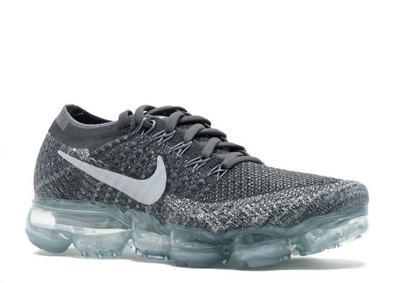 e0e5e1374b0e Nike Air Vapormax Flyknit Dark Grey Black Wolf Grey 849557 002 Legit Cheap  Shoe