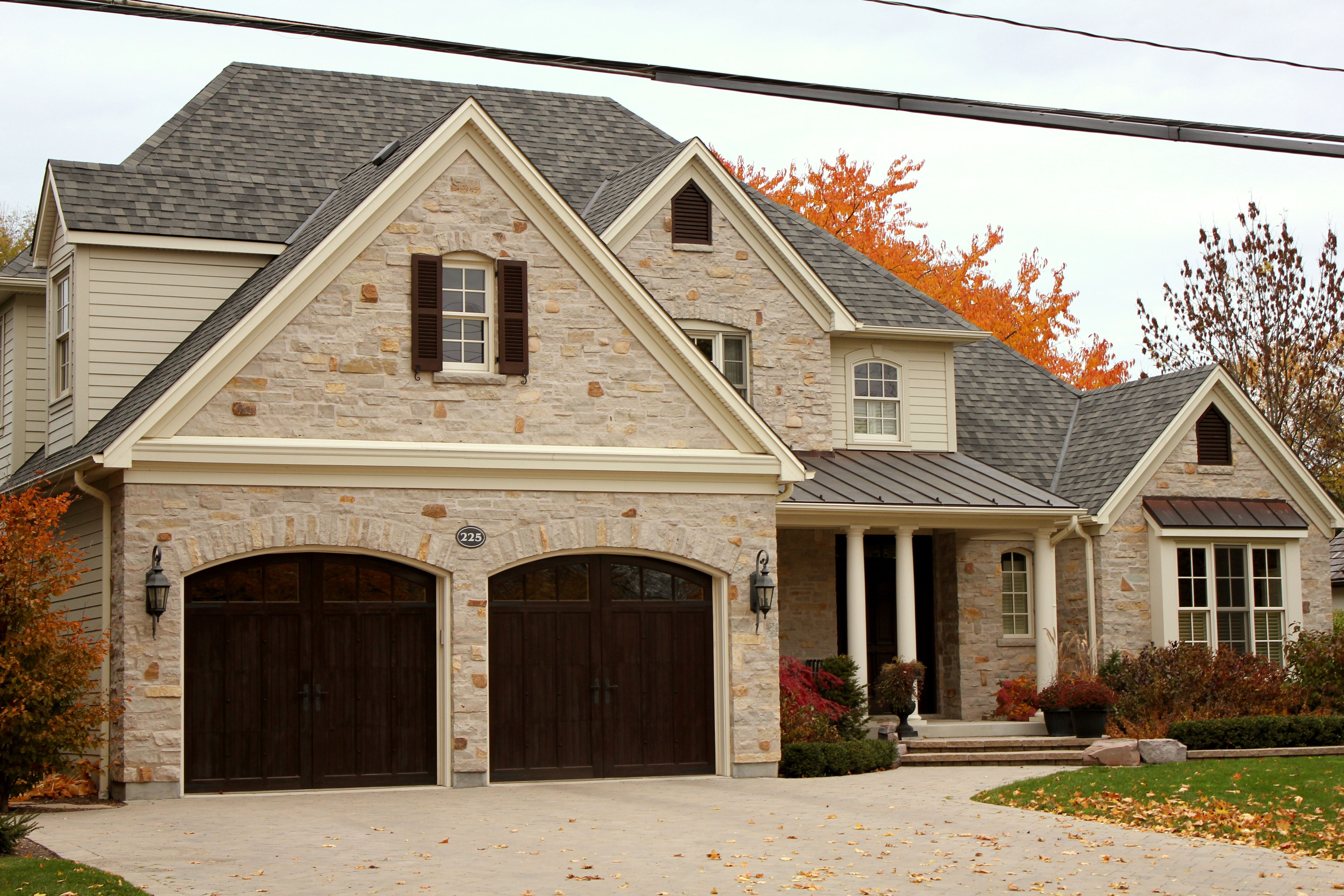 brick and stone homes | ... Stone! : All about Stone and Brick ... on garage house designs, new construction house designs, wood house designs, log house designs, roof house designs, basement house designs,