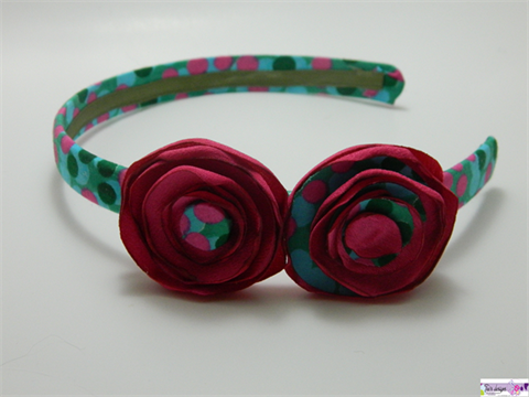 Headband by by Tee's designs