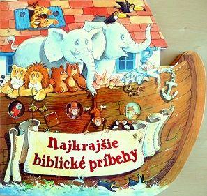 Osem najznámejších biblických príbehov v podobe mini detských knižiek ukrytých v Noemovej arche Ti rozpovie o Rajskej záhrade.