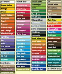 National paints colour chart google search also all of valspar spray paint colors oh the possibilities rh pinterest