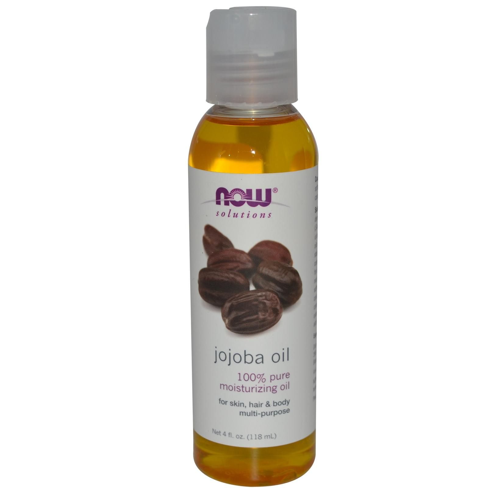 Jojoba Oil - works great for my dry skin I massage in after my shower, keeps me soft.